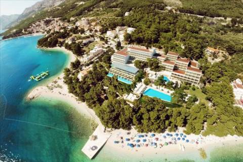 Last minute zonvakantie Dalmatië - SENTIDO Bluesun Berulia