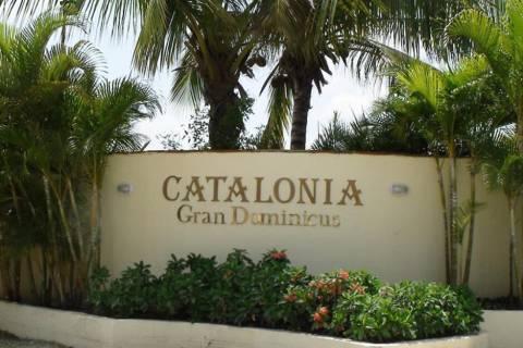 Last minute zonvakantie DO - Catalonia Gran Dominicus
