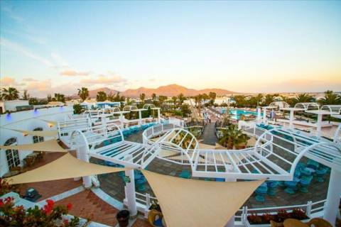 Last minute zonvakantie Lanzarote - HL Paradise Island