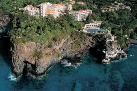 Last minute zonvakantie Madeira - Reids Palace