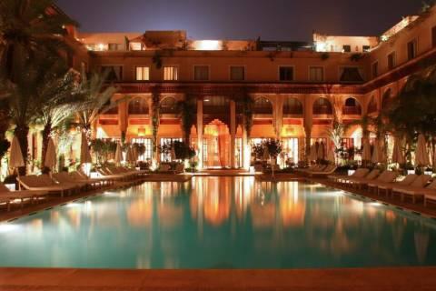Last minute zonvakantie Marokkaanse Binnenland - Les Jardins De La Koutoubia