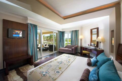 Last minute zonvakantie Rode Zeekust - Amwaj Blue Beach Resort en Spa Abu Soma
