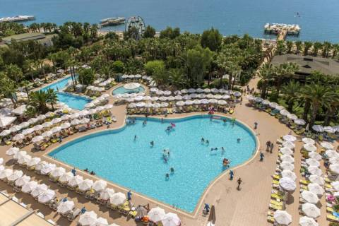 Last minute zonvakantie Turkse Rivièra - Delphin Deluxe Resort