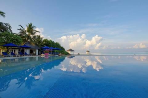 Last minute zonvakantie Zuid-Malé Atol - Olhuveli Beach en Spa Resort