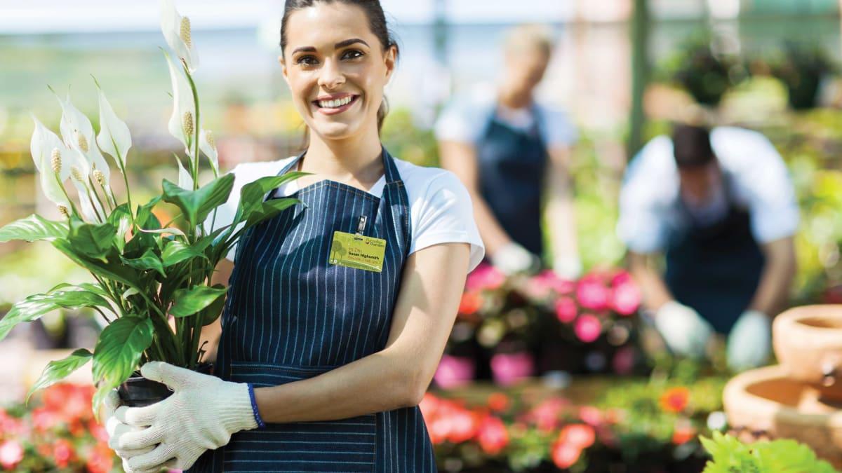 Blomsterforretninger