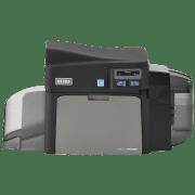 Kortprinter - Fargo DTC4250e en-sidig, Omnikey 5127