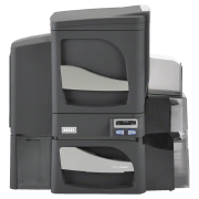 Lamineringsmodule - Fargo DTC4500e - kortprinter - tosidig lamineringsmodule