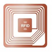 Etikett - RFID MIFARE® DESFire 4K Ev.1 Hvit 25x20mm