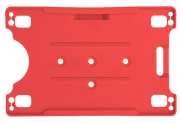 Kortholder - Cardkeep Exellent, rød, Stående/liggende