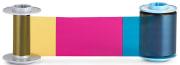 Fargebånd - Fargo til DTC1500 YMCKOK 500 print