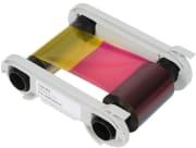 Fargebånd - Evolis YMCKO til Zenius, 200 print