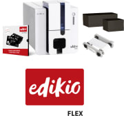 EDIKIO FLEX - Kortprinter pakke for matvaremerking