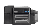 Kortprinter - Fargo DTC1500 Base model - Ensidig, Ethernet + USB