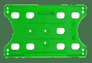 Kortholder - CardKeep Ecologic, grønn (stående & liggende)