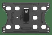 Kortholder - Cardkeep Ecologic - Metallklips, liggende, svart