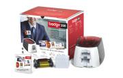 Kortprinter - Evolis Badgy200 med tilbehørspakke