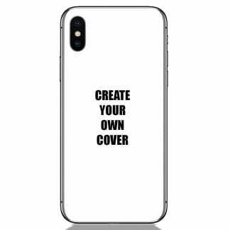 Customized Apple iPhone X Back Cover