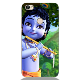 Baby Lord Kanha Xiaomi Redmi Y1 Back Cover
