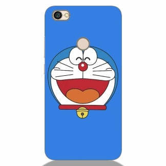 Doraemon Face Xiaomi Redmi Y1 Back Cover