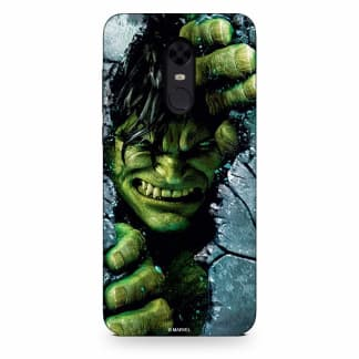 Breaking Wall Hulk Xiaomi Redmi Note 5 Back Cover
