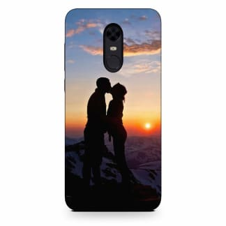 Sunset Couple Xiaomi Redmi Note 5 Back Cover