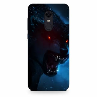 Vampire Wolf Xiaomi Redmi Note 4 Back Cover