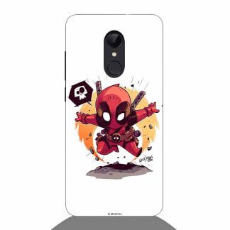 Kid Deadpool Xiaomi Redmi 5 Back Cover