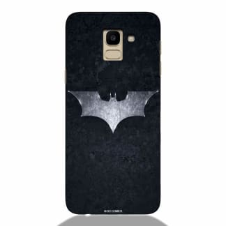 Batman Batarang Samsung J6 2018 Back Cover