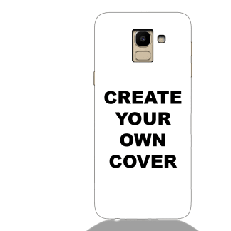 Customized Samsung J6 2018 Back Cover