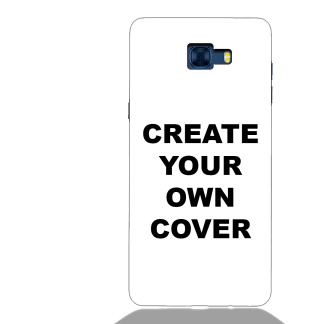 Customized Samsung C7 Pro Back Cover