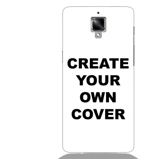 Customized Oneplus 3 Back Cover