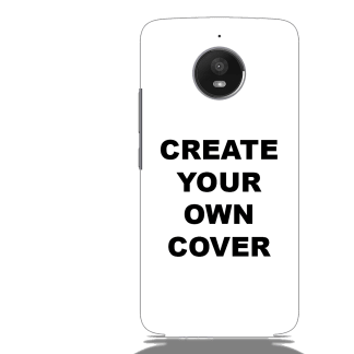 Customized Motorola G5s Back Cover