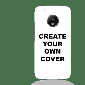 Customized Motorola G5 Plus Back Cover