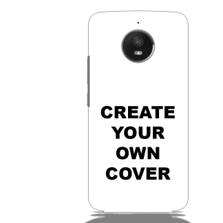 Customized Motorola E4 Plus Back Cover