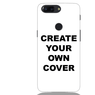 Customized Oneplus 5T Back Cover