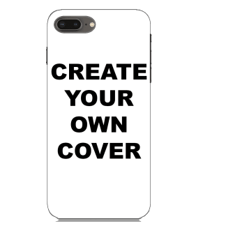 Customized iPhone 8 Plus Back Cover
