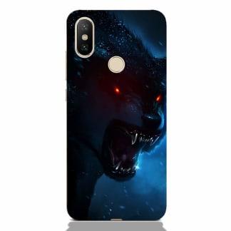Vampire Wolf Xiaomi Mi A2 Back Cover