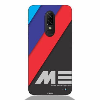 BMW Lover One Plus 6 Back Cover