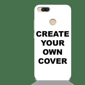 Customized Xiaomi Mi A1 Back Cover