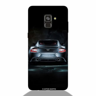 Sports Car Samsung A8 Plus 2018 Back Cover