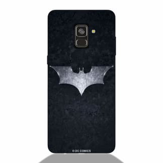 Batman Batarang Samsung A8 Plus 2018 Back Cover