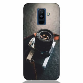 DSLR Lovers Samsung A6 Plus 2018 Back Cover