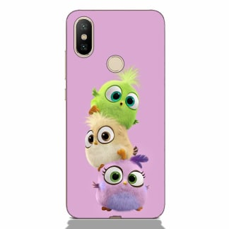 Cute Baby Birds Xiaomi Mi A2 Back Cover