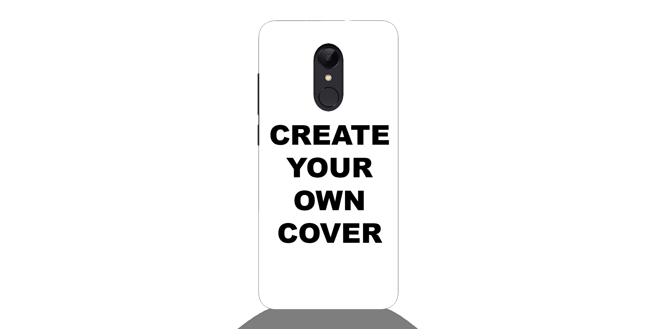 Customized Xiaomi Redmi 5 Back Cover