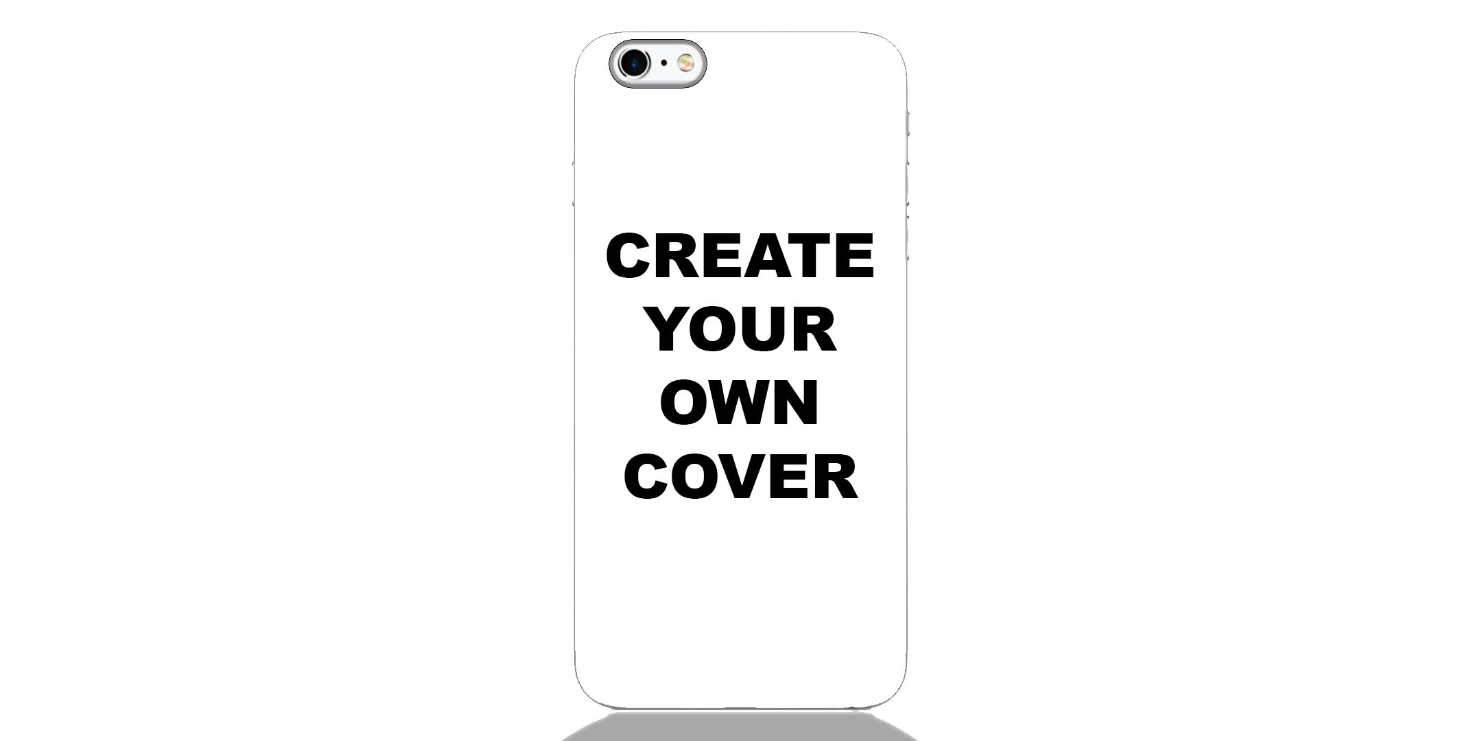 Customized iPhone 6S Back Cover