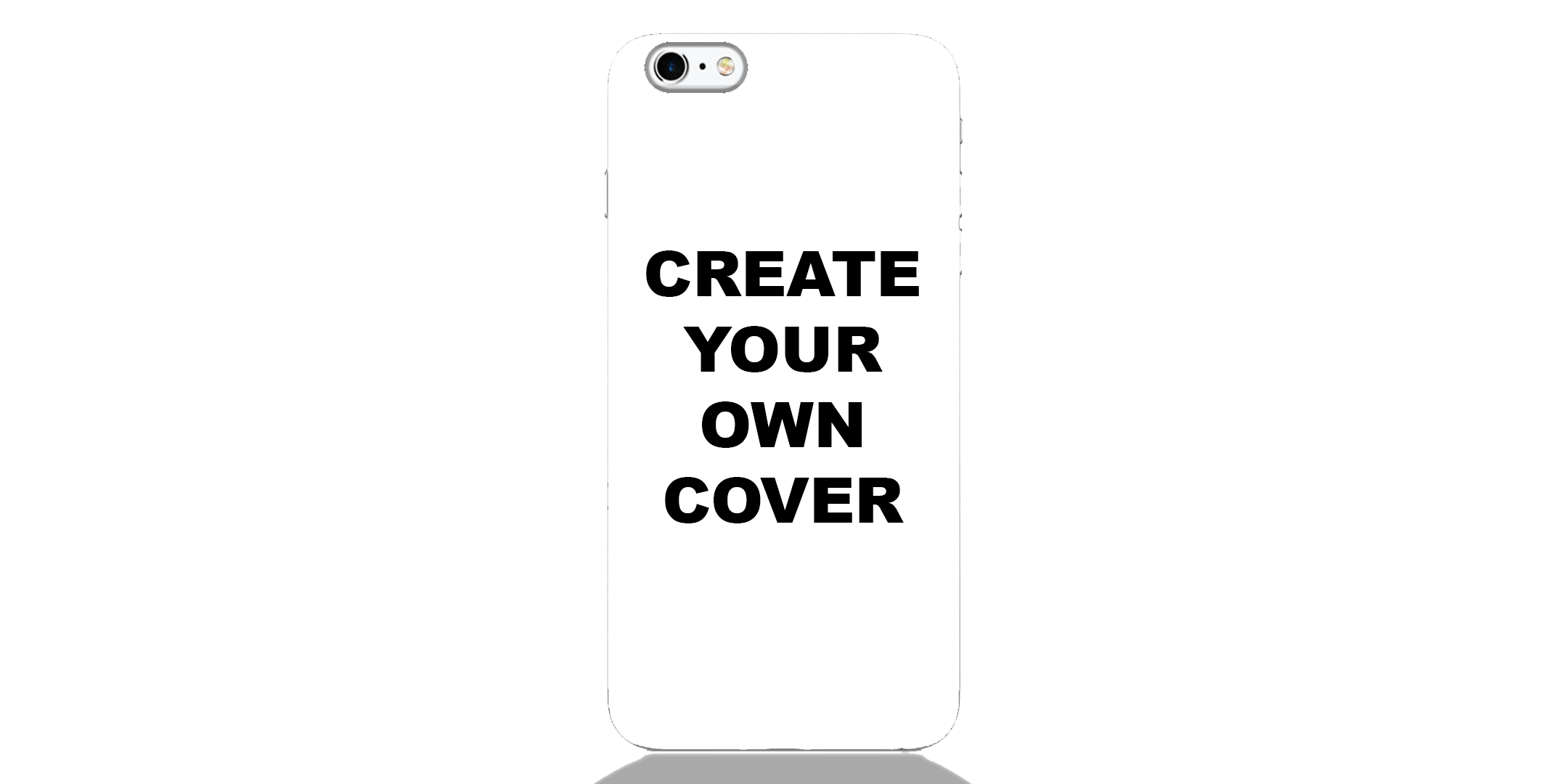 Customized iPhone 6S Plus Back Cover