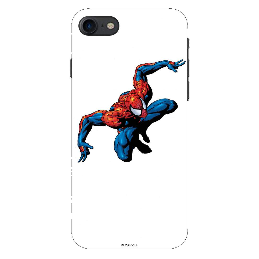 Animated Spiderman iPhone 7 Back Cover
