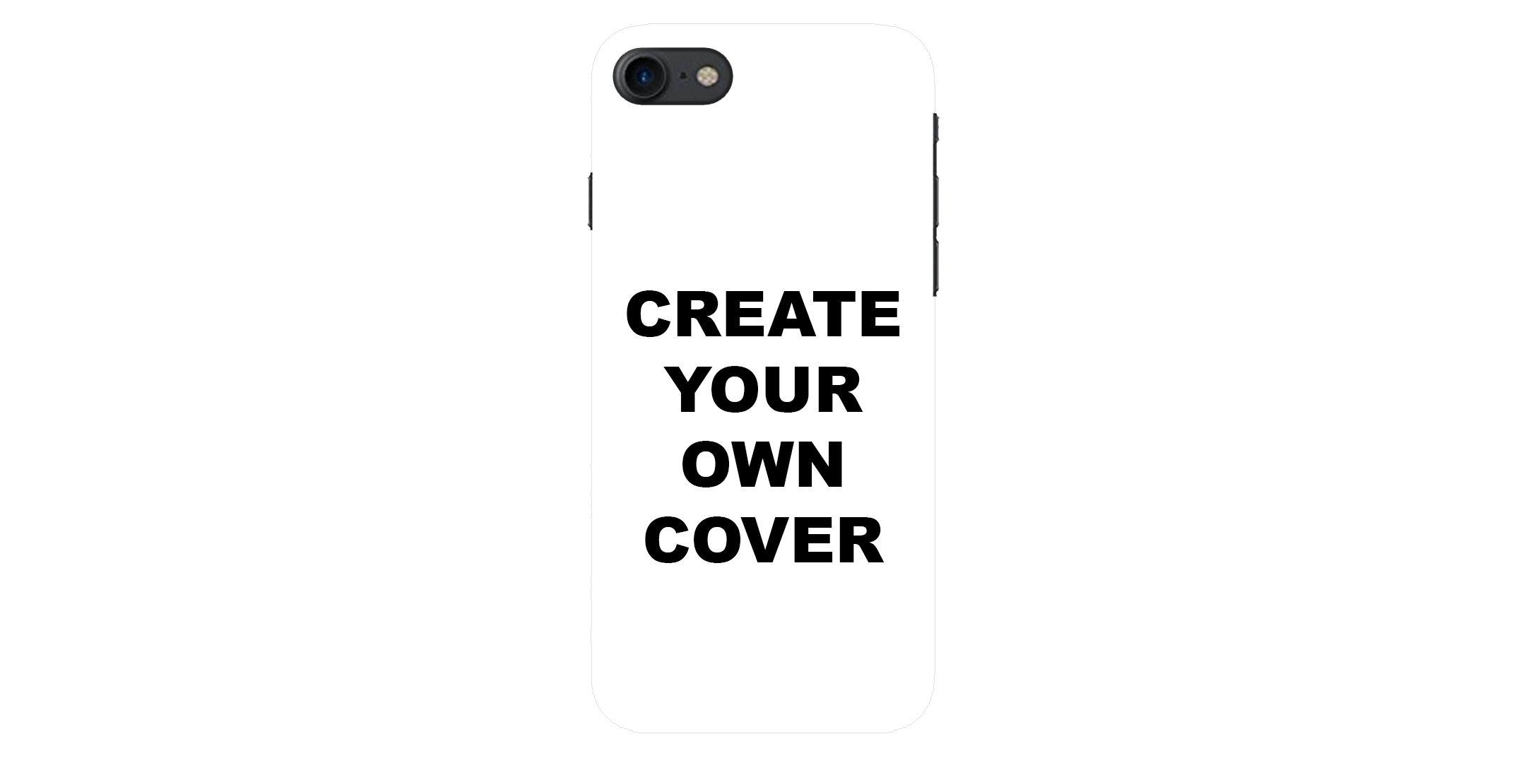 Customized iPhone 7 Back Cover