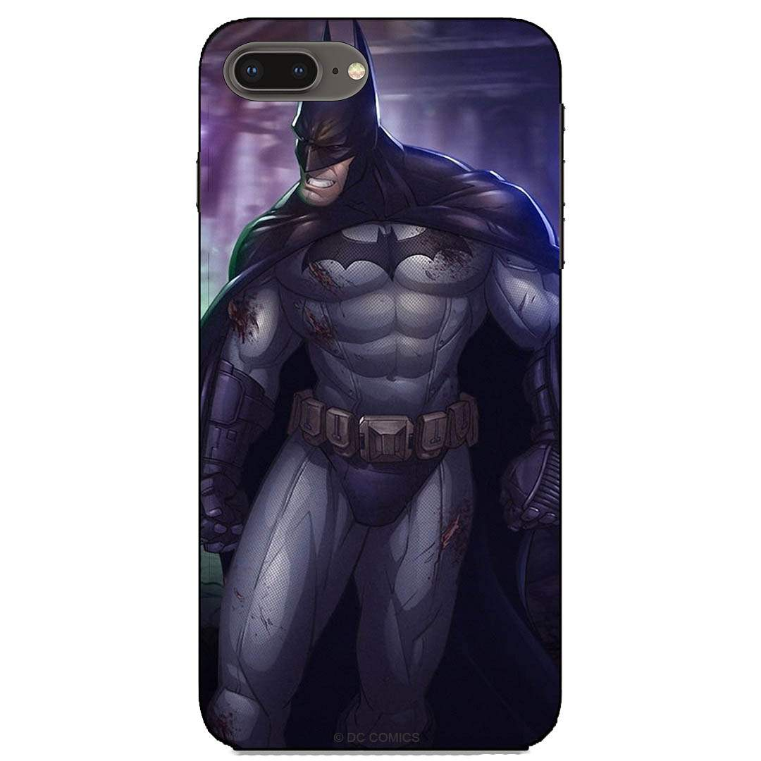 Angry Batman iPhone 8 Plus Back Cover