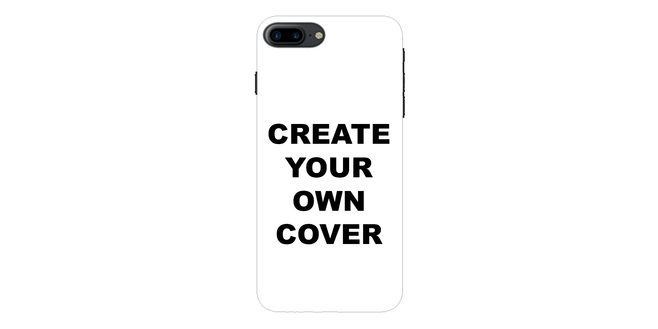 Customized iPhone 7 Plus Back Cover